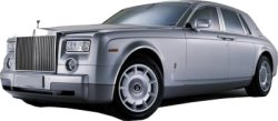 Hire a Rolls Royce Phantom or Bentley Arnage from Cars for Stars (Maidstone) for your wedding or civil ceremony